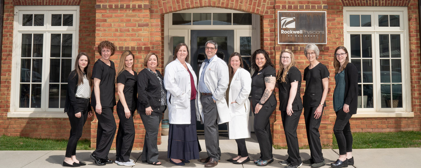 Rockwell Physicians Salisbury team